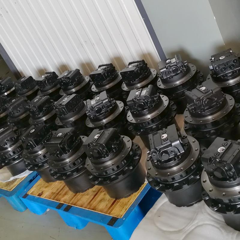 Final Drive manufacture