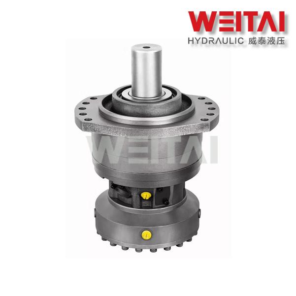 MCR-A shaft motor
