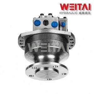 MCR03F Wheel Drive Motor