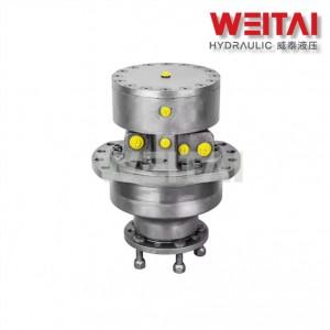 MS08 Wheel Drive Motor