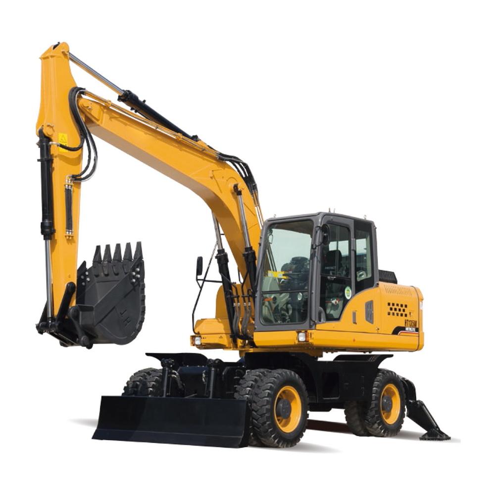 WT135W excavator