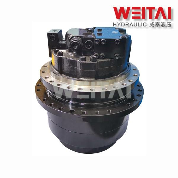 WTM-60 Travel Motor