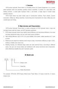 WTM travel motor p1