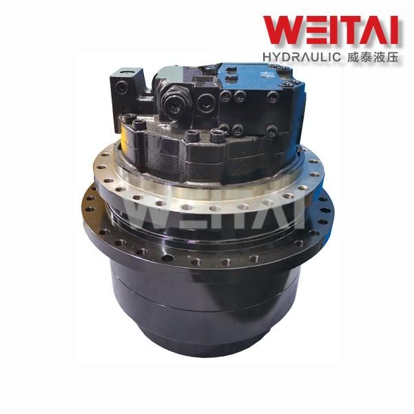 Fianl Drive WTM-60 2