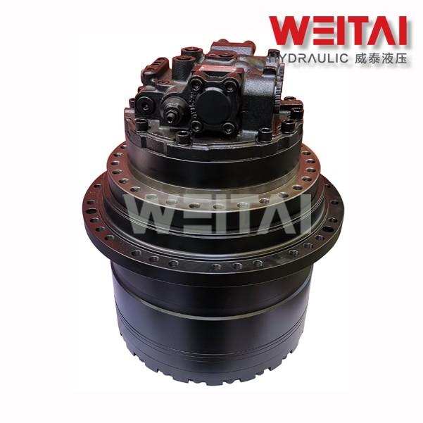 Fianl Drive WTM-40 2