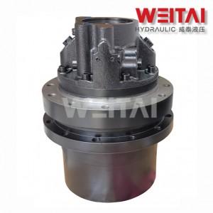 Best quality Excavator Hydraulic Travel Motor - Final Drive WBM-704CT – WEITAI