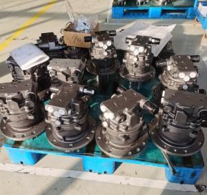 swing motor assembly