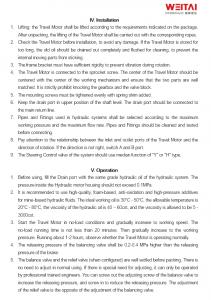 travel motor manual page2